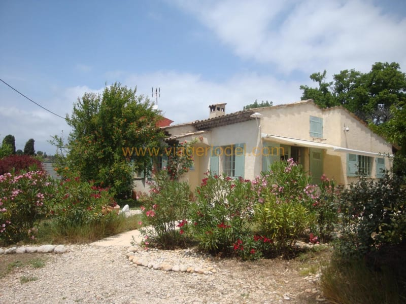 Life annuity house / villa Villeneuve-loubet 105000€ - Picture 1