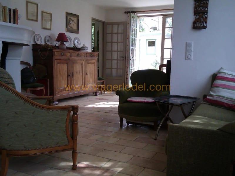 Life annuity house / villa Villeneuve-loubet 105000€ - Picture 5