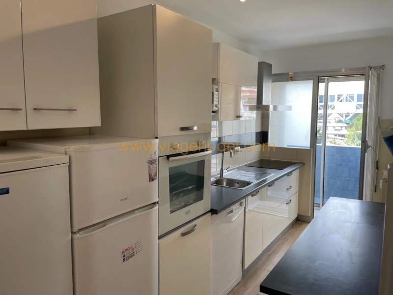 Life annuity apartment Nice 95000€ - Picture 5