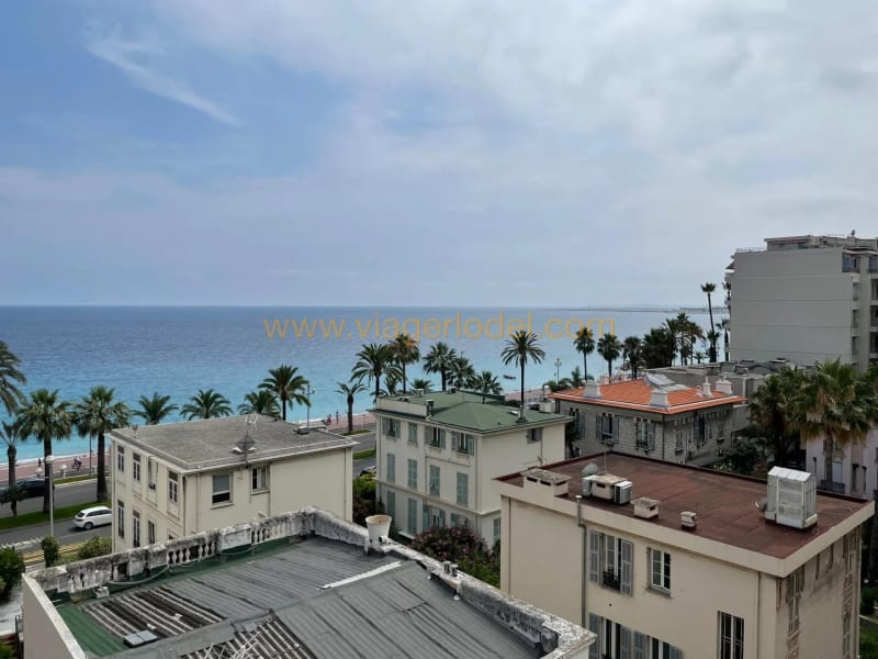 Life annuity apartment Nice 95000€ - Picture 1