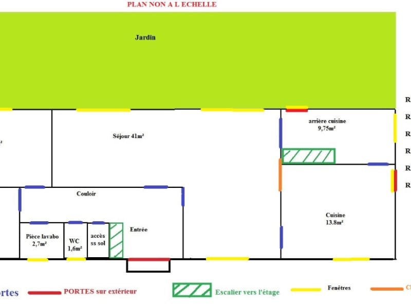 Sale house / villa Malaunay 305900€ - Picture 2