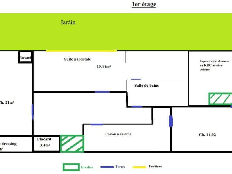 Sale house / villa Malaunay 305900€ - Picture 3