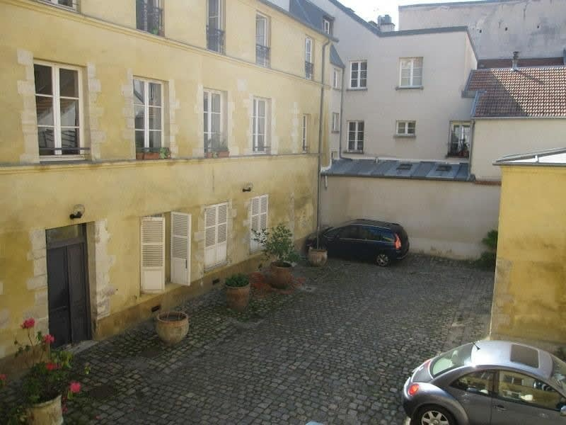 Rental apartment Versailles 630€ CC - Picture 10
