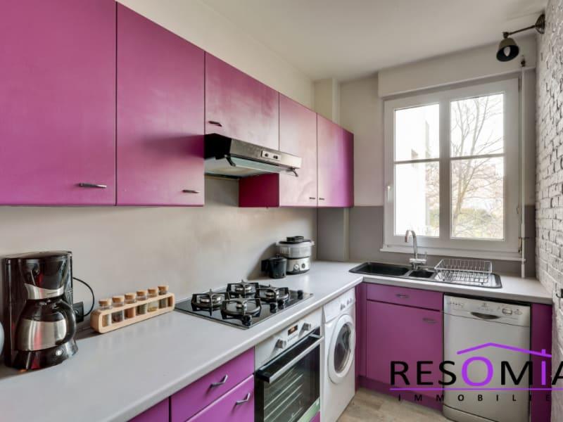 Venta  apartamento Clamart 375000€ - Fotografía 3