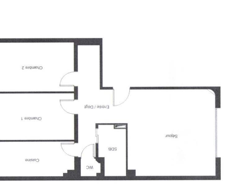 Venta  apartamento Clamart 375000€ - Fotografía 9