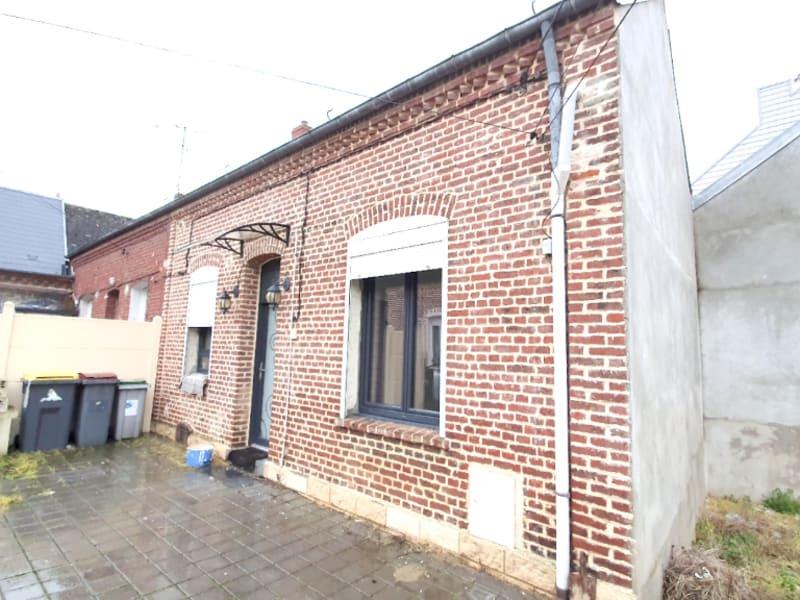Rental house / villa Caudry 486€ CC - Picture 1