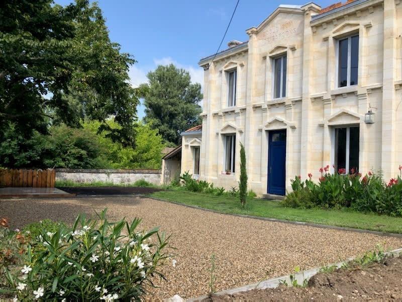Vente maison / villa St andre de cubzac 388500€ - Photo 1