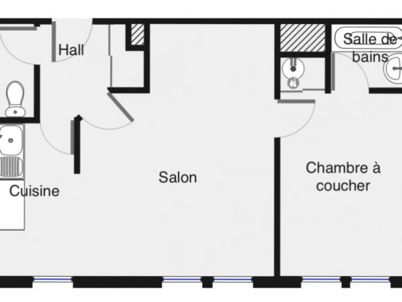 Vente appartement Orsay 230000€ - Photo 5