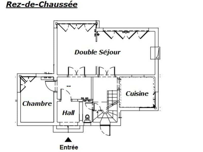 Vente maison / villa Aincourt 532000€ - Photo 9