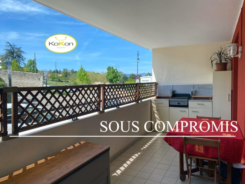 Vente appartement Charly 348000€ - Photo 1