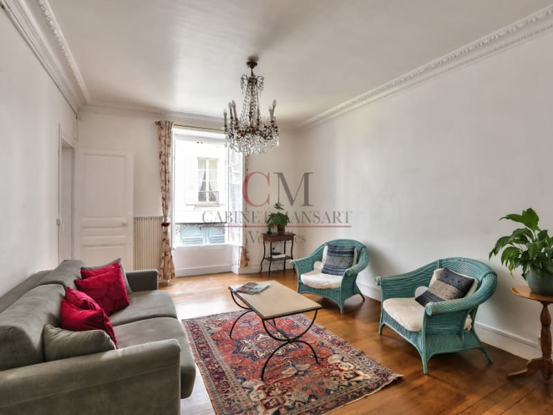 Sale apartment Versailles 659000€ - Picture 7