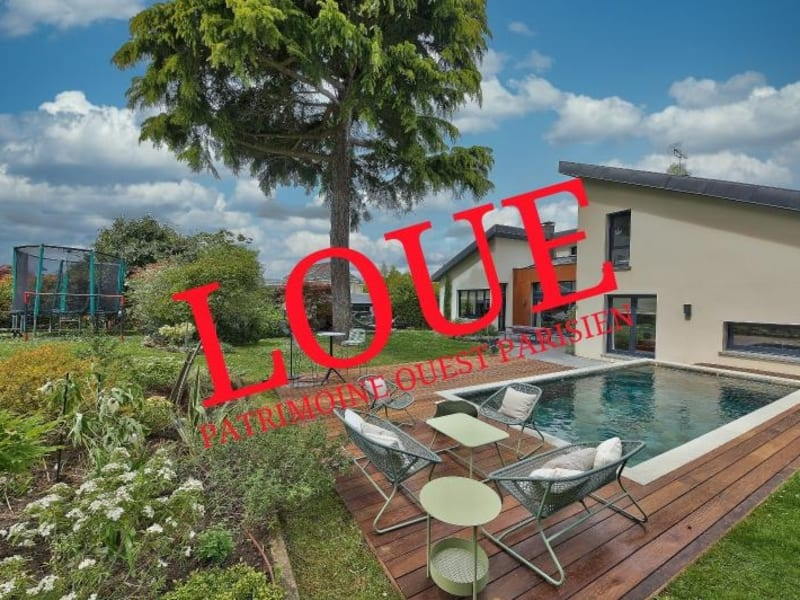 Rental house / villa Bougival 10000€ CC - Picture 1