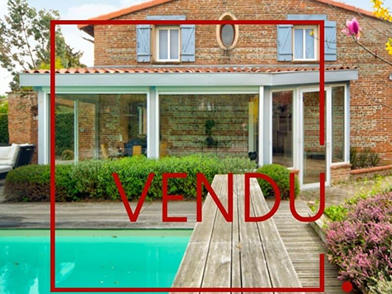 Venta  casa Toulouse 480000€ - Fotografía 1