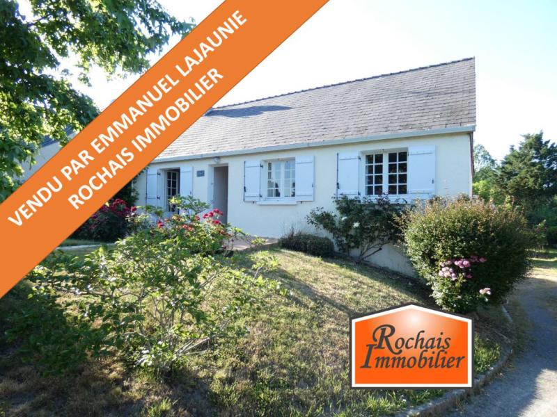 Sale house / villa Juigne sur loire 371000€ - Picture 1