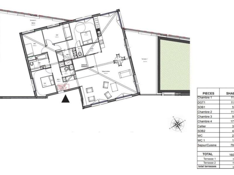 Sale apartment Bezannes 622783€ - Picture 9