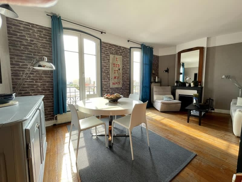 Vente appartement Asnieres sur seine 660000€ - Photo 1