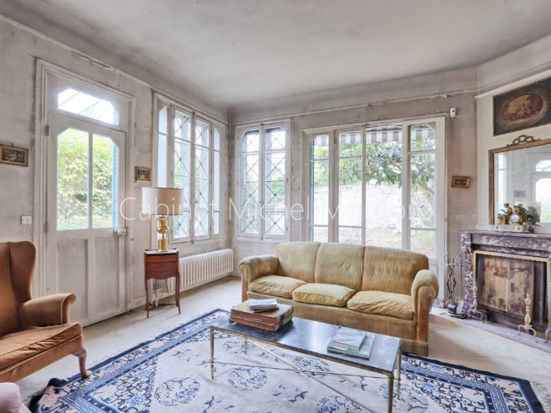 Venta  casa Saint germain en laye 1575000€ - Fotografía 2