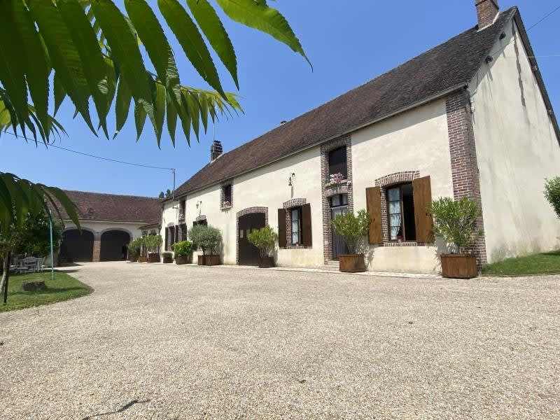 Sale house / villa Charny 295000€ - Picture 1