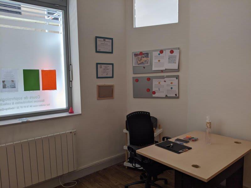 Vermietung büro Lyon 4ème 350€ HC - Fotografie 5