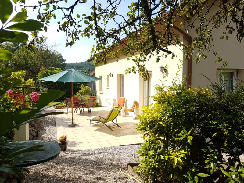 Vente maison / villa Moyenmoutier 241900€ - Photo 1