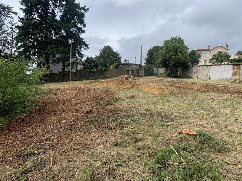 Vente terrain Charbonnières-les-bains 700000€ - Photo 2