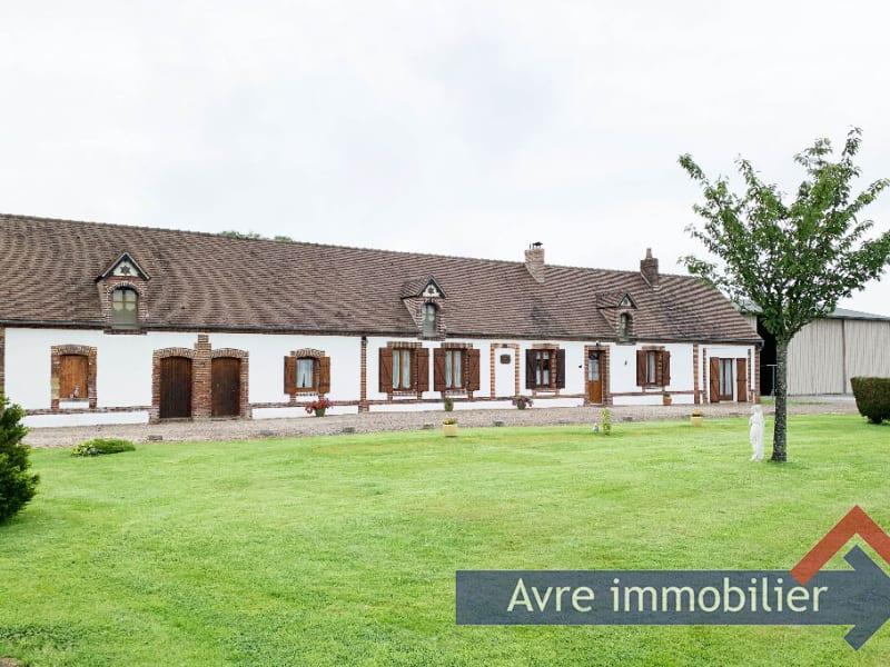 Sale house / villa Chaise dieu du theil 417000€ - Picture 12
