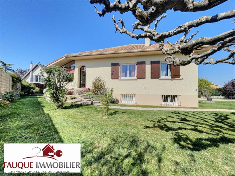 Sale house / villa Chabeuil 348000€ - Picture 10
