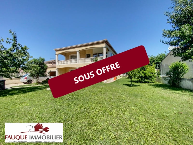 Sale house / villa Chabeuil 348000€ - Picture 1