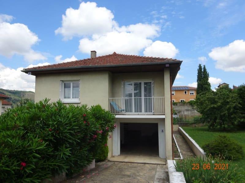 Sale house / villa St vallier 252000€ - Picture 2