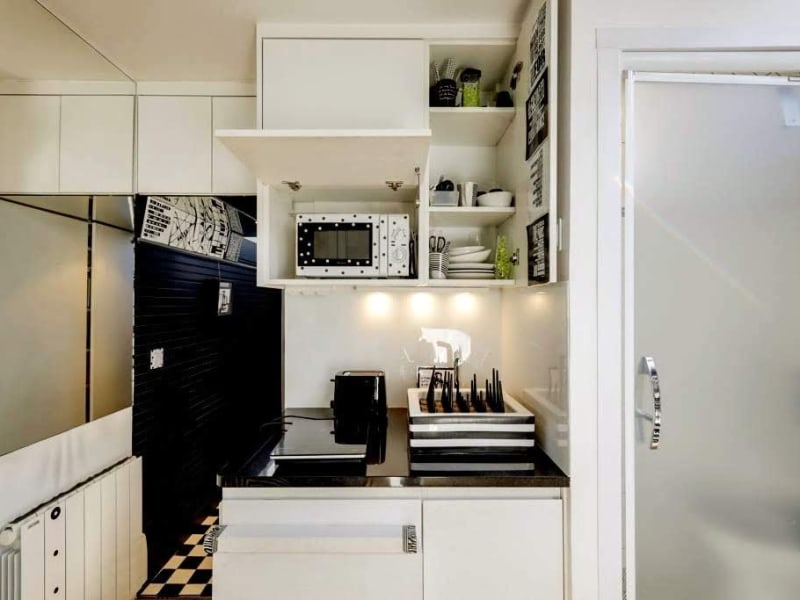 Vente appartement Paris 6ème 299000€ - Photo 8