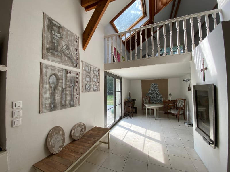Sale house / villa Lamorlaye 990000€ - Picture 2