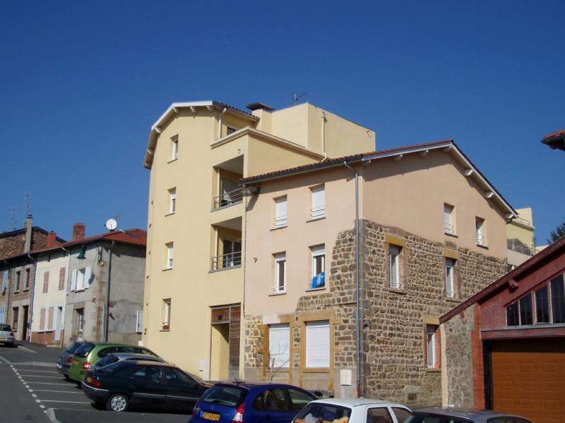 Location appartement St laurent de chamousset 387€ CC - Photo 4