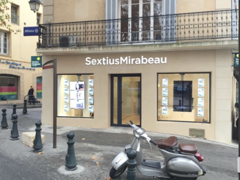 Location appartement Aix en provence 694€ CC - Photo 1