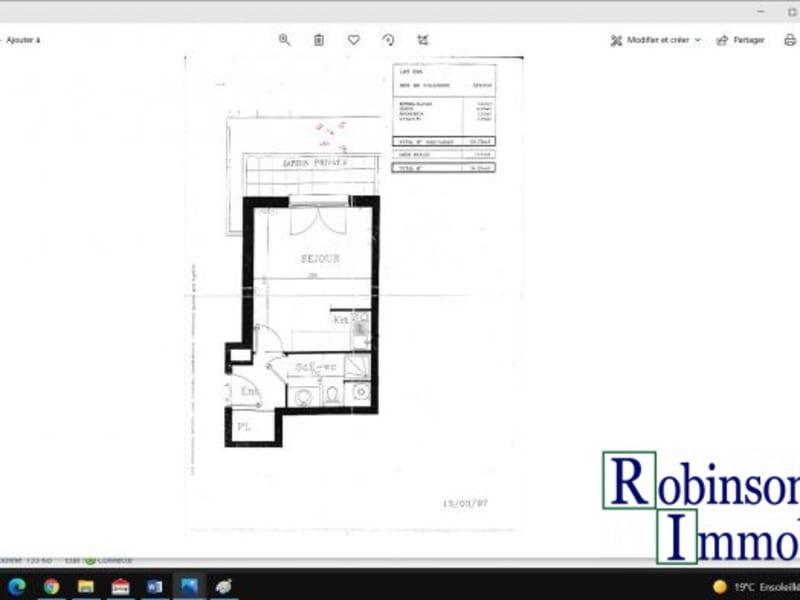 Location appartement Le plessis-robinson 731€ CC - Photo 8