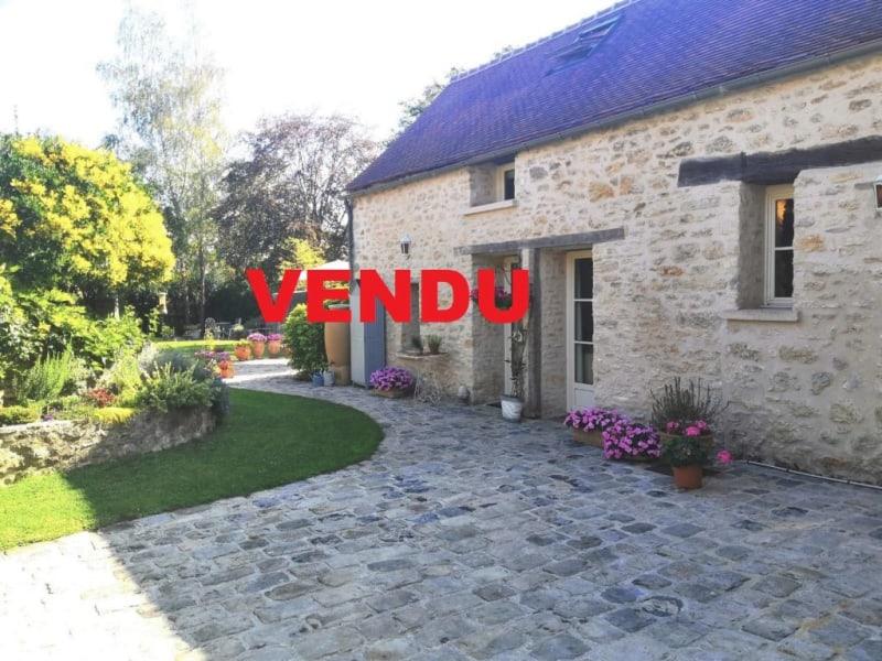 Sale house / villa Chamant 619500€ - Picture 1