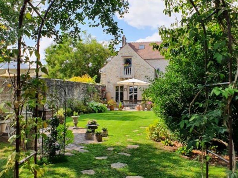 Sale house / villa Chamant 619500€ - Picture 2