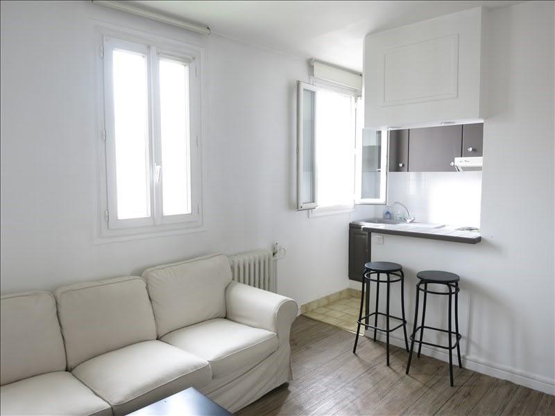 Appartement BOULOGNE BILLANCOURT - 2 pièce(s) - 27.23 m2