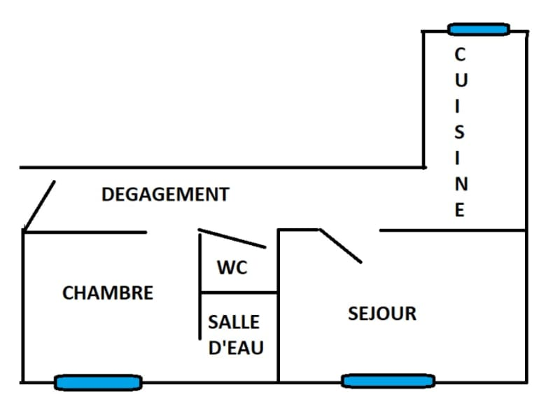 Vente appartement Boulogne billancourt 314000€ - Photo 12