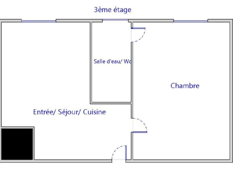 Sale apartment Boulogne billancourt 255000€ - Picture 8