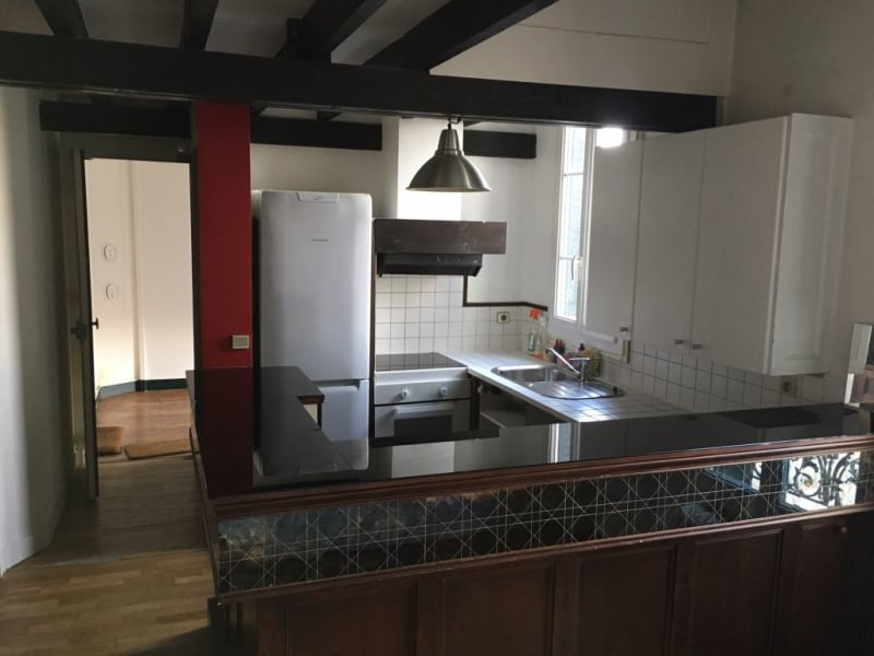 Rental apartment Colombes 990€ CC - Picture 2