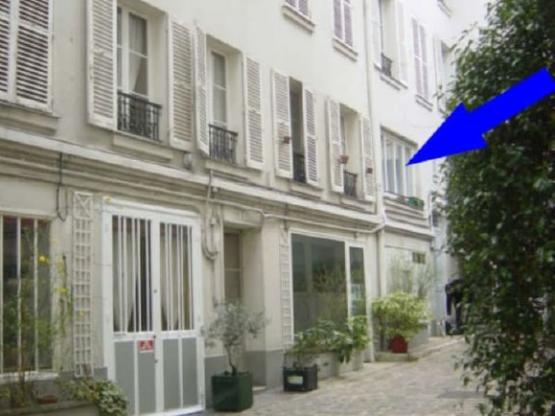 Rental apartment Paris 9ème 730€ CC - Picture 7