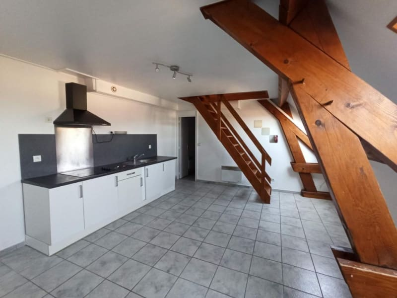 Rental apartment Ollainville 615€ CC - Picture 1