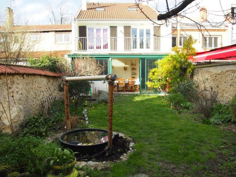 Revenda casa Maisons alfort 985000€ - Fotografia 1