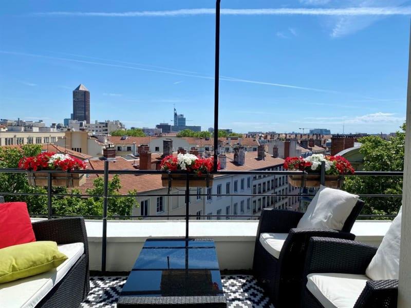 Vente de prestige appartement Lyon 3ème 870000€ - Photo 2