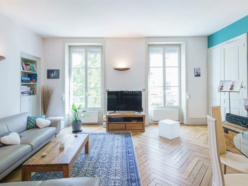 Vente appartement Lyon 7ème 870000€ - Photo 2