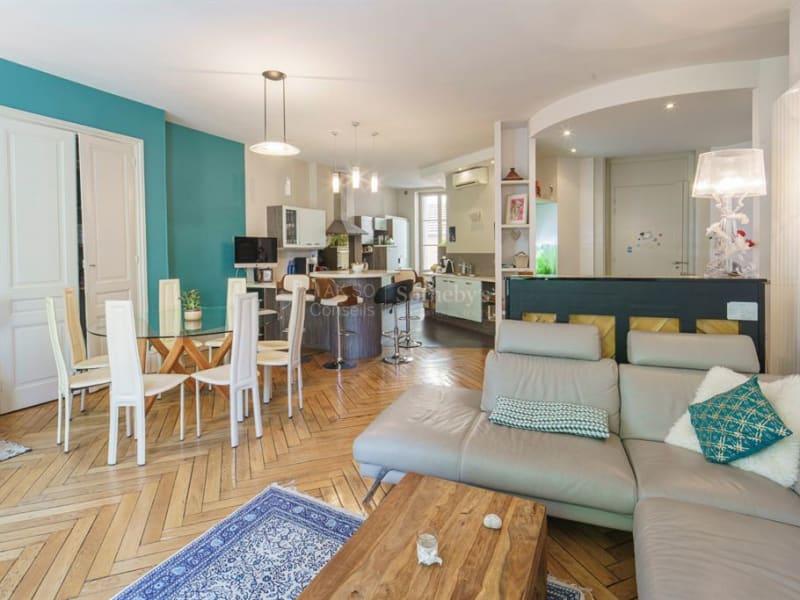 Vente appartement Lyon 7ème 870000€ - Photo 3