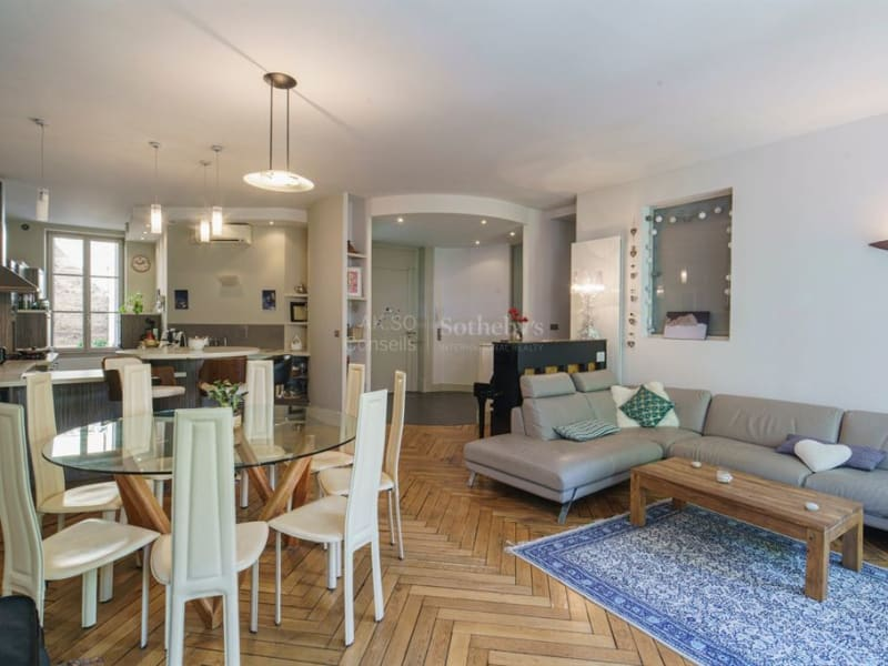 Vente appartement Lyon 7ème 870000€ - Photo 4