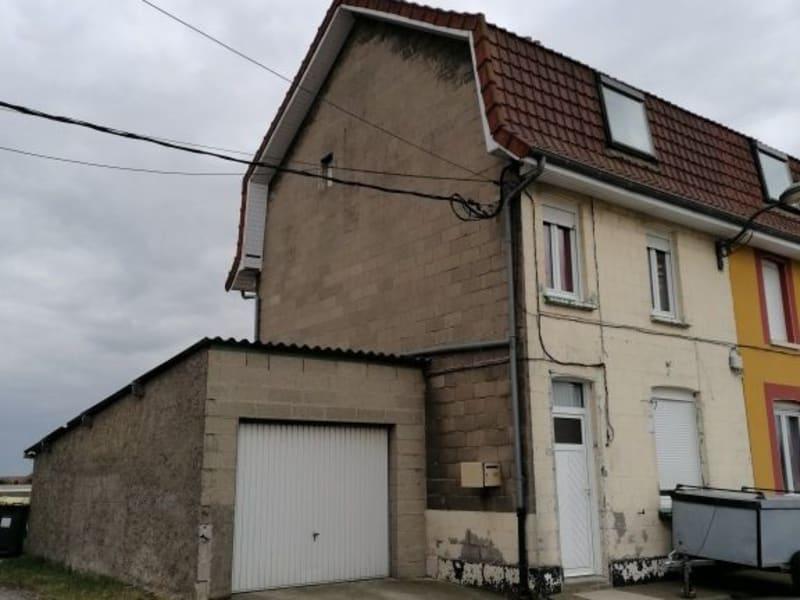 Sale house / villa Racquinghem 100000€ - Picture 1