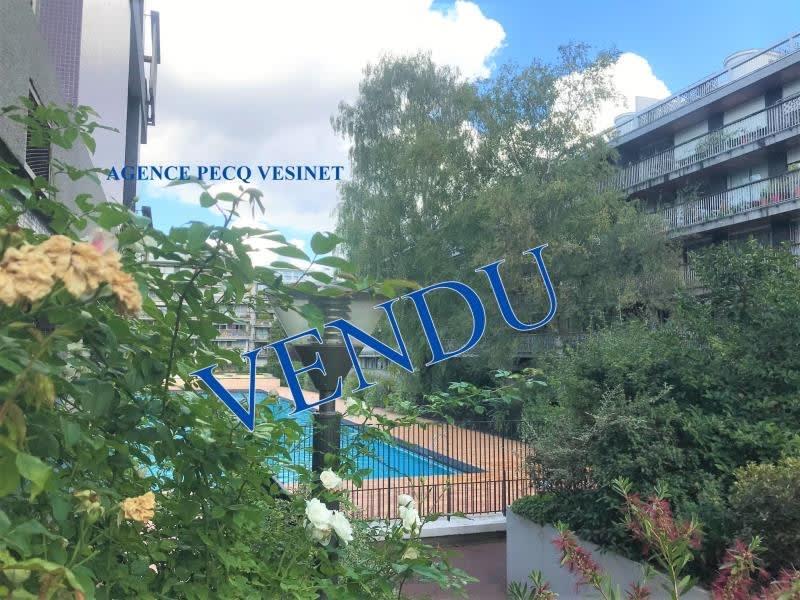 Vente appartement Le pecq 490000€ - Photo 1