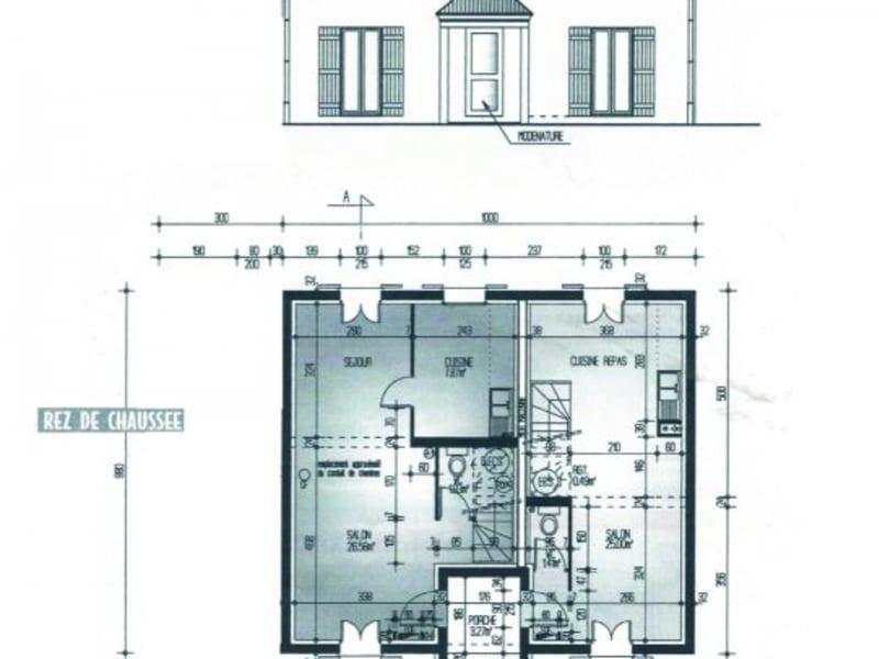Vente maison / villa Pont sur yonne 199500€ - Photo 9
